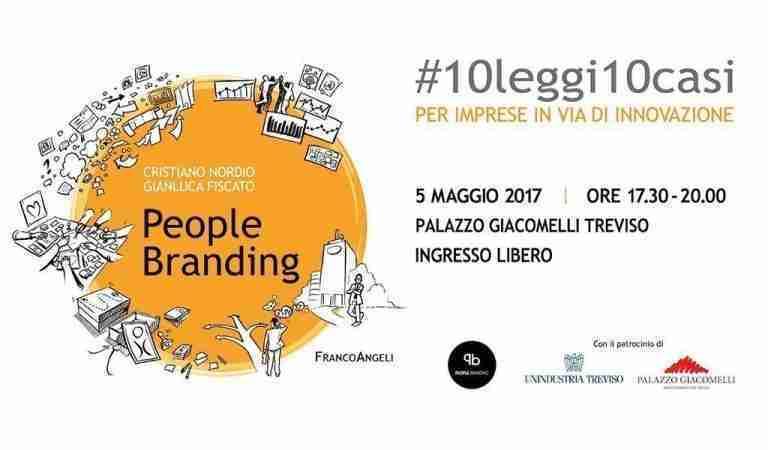 Presentazione Libro People Branding 5 maggio 2017 Unindustria Treviso