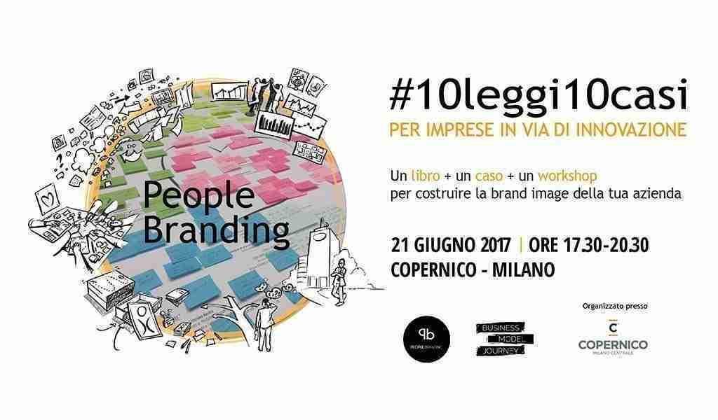 Presentazione Libro People Branding giugno 2017 Copernico Milano