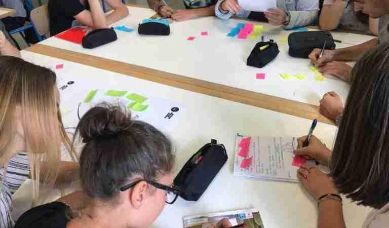 il design thinking per la formazione
