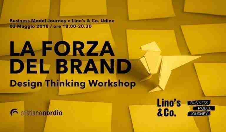 Brand DNA workshop Linos Udine