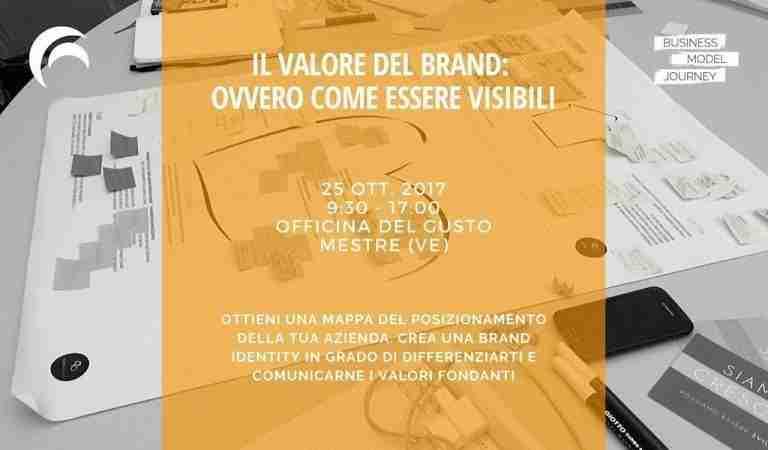 Corso Il valore del Brand