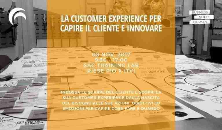 Corso Customer Experience 2017