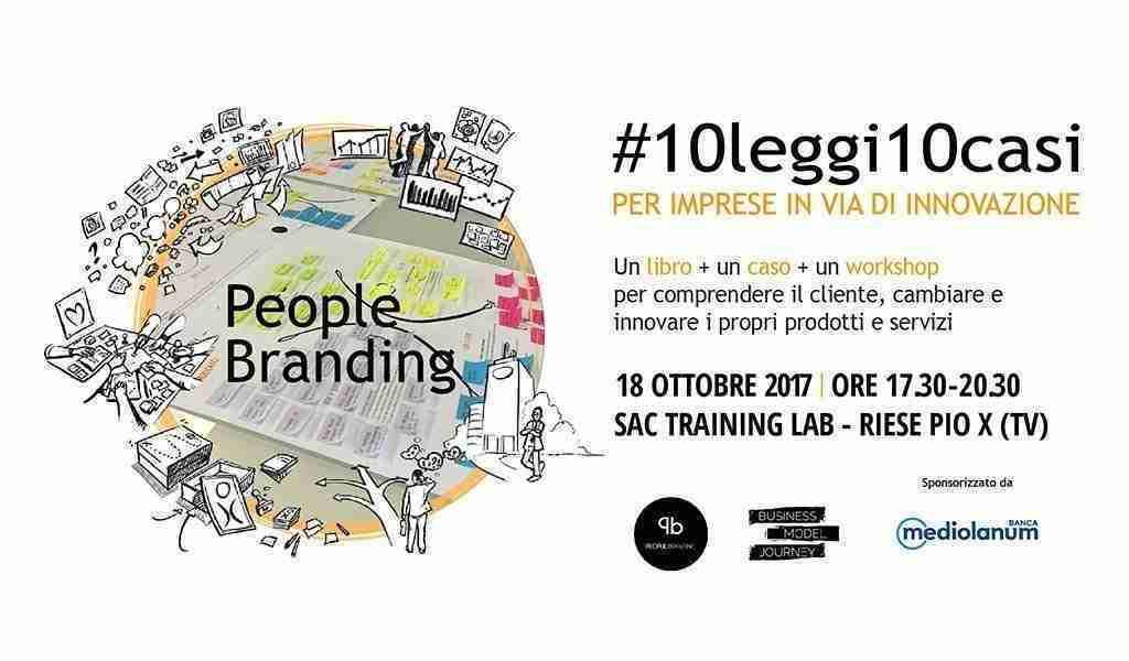 Presentazione Libro People Branding ottobre 2017 Sac Training Lab Castelfranco Veneto